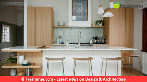 modern small kitchen design ideas small kitchen mid century modern normabudden com