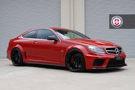 bmw amg series mercedes c63 amg black series on hre wheels autoevolution
