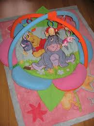 tapis ourson chambre b le tapis d éveil le de potichounette