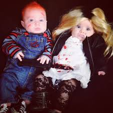 Toddler Chucky Costume Beautiful Chucky And Bride Halloween Costumes Photos Surfanon Us