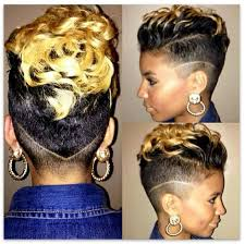 Black Hairstyles With Shaved Sides 412 Best I Keep It Shaved Images On Pinterest Hairstyles