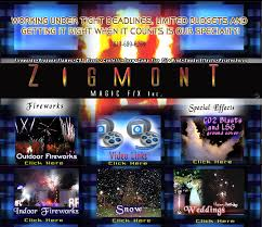special effects school florida special effects snow machines pyrotechnics fireworks