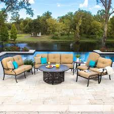 Outdoor Patio Firepit Outdoor Pit Table Set Modern Patio Outdoor Pit And