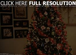 how to decorate with ribbon a christmas tree home decorations