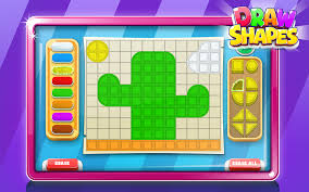 shapes and color u2013 mosaic puzzle game android apps on google play