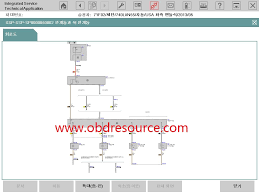 icom wiring diagram korean archives obdresource offical