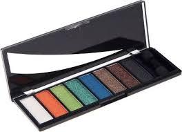 Eyeshadow Qianyu morphe brushes 35 color koffee eyeshadow palette nodig