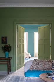 colours yeabridge green use it with stiffkey blue to create a