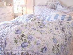 periwinkle cottage pink lavender flowers shabby beach chic bedding