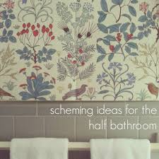 meet me in philadelphia gathering ideas for the half bathroom