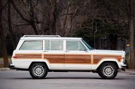old jeep grand wagoneer 1988 grand wagoneer modern classic auto sales