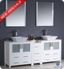 Modern Bathroom Vanities And Cabinets by 72