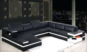 achat canape d angle achat canape d angle canape dangle pas cher en cuir design noir et