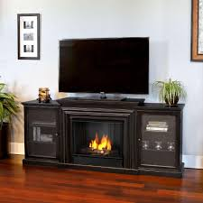 Indoor Gel Fireplace by Real Flame Ashley 48 In Gel Fuel Fireplace In Mahogany 7100 M