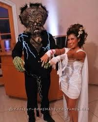 Frankenstein Halloween Costumes Diy Costume Lovers Homemade Costumes Halloween Costume