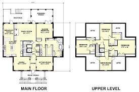 open living house plans modern open space house plans