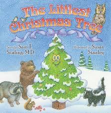 the littlest christmas tree endeavor books