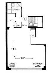chrysler building floor plans 110 east 36th street 7c argent advisors