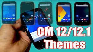 cyanogenmod themes play store how to install cyanogenmod 12 12 1 themes in any android youtube