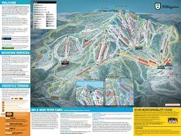Vt Campus Map Killington Skimap Org