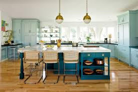 best blue paint color for kitchen cabinets the best paint colors for kitchen islands southern living