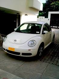 volkswagen new beetle initial review vw new beetle 2009 team bhp