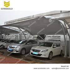 Car Port For Sale Car Shades With Pvdf Fabric Carport Canopy Sunshield Shelter