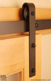 Sliding Barn Door Latch by Inexpensive Sliding Barn Door Hardware Remodeling Pinterest