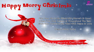 merry wishes to loved ones merry and happy new