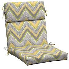 hampton bay seville outdoor dining chair cushion jf25062b 9d6