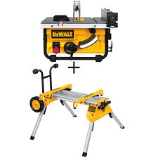 Home Depot Table Saw Rental Dewalt Table Saws Saws The Home Depot