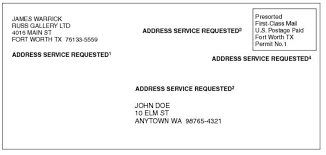 Proper Mail Address Format by Preparing And Processing U S Mail Uwf Public Knowledge Base