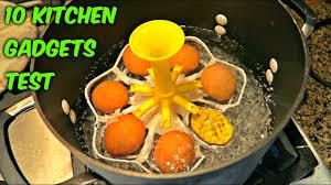 amazing kitchen gadgets 10 kitchen gadgets put to the test part 12 youtube