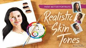 learn how to paint realistic skin tones on craftsy craftsy