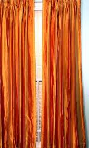 Silk Draperies Ready Made Glam Up Your Residence With Dupioni Silk Curtains Mccurtaincounty