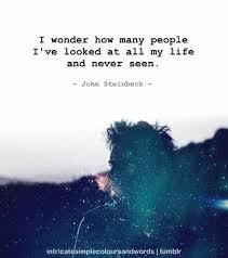 john steinbeck True Words Pinterest