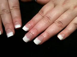 26 french manicure nail art designs french tip nail art designs