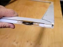 How To Fix A Patio Door Dover Projects How To Repair A Sliding Screen Door
