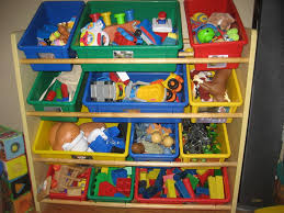 Toy Storage Furniture by Furniture Ikea Toy Storage Filled With Children Goods Such As