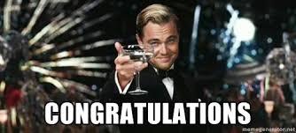 Gatsby Meme - congratulations great gatsby meme generator memes