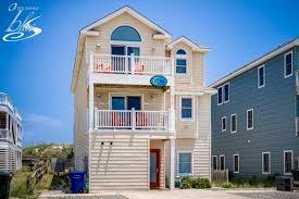 Nags Head Beach House Sunfish Nags Head Outer Banks Blue