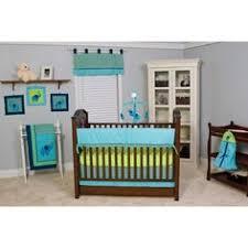Zutano Elephant Crib Bedding Green Sprouts By I Play Waterproof Bib 5 Pack Elephant