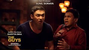 film layar lebar raditya dika the guys film komedi terbaru besutan raditya dika siap dirilis nulis