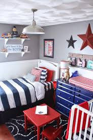 blue rooms a red white u0026 blue boys room u2014 my room blue boys rooms red