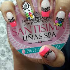 pin by spa de uñas en bello santísima uñas spa on uñas acrilicas