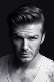 quiff haircut david beckham color