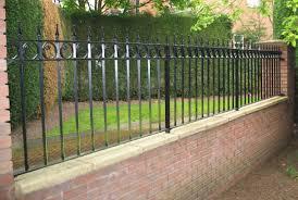 best wall railings designs fencing wall mounted railings railing