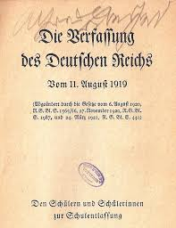 Weimar Germany Map by The Weimar Constitution And Its U201cfather U201d Hugo Preuss