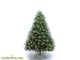 artificial trees noble fir and this 9 ft empire fir