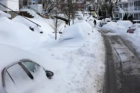 The Biggest Blizzard Massive Snowstorm Hits Northeast The Boston Globe